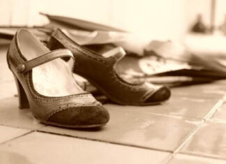 Origen del calzado
