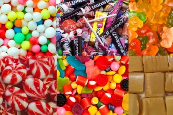 origen e historia de los caramelos