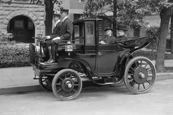 Historia del carné de conducir