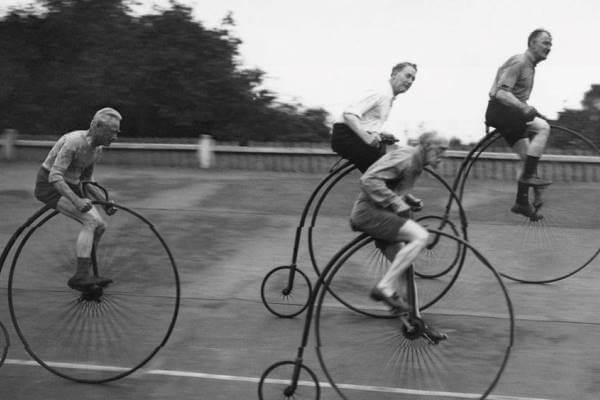 origen e historia del ciclismo