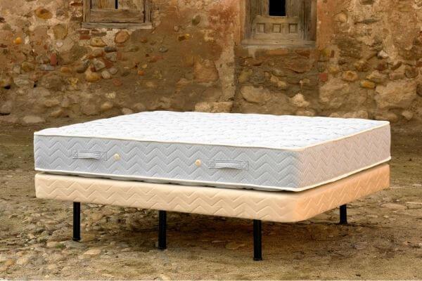 Origen del colchón