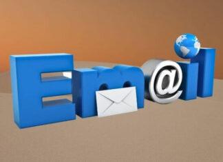 Origen del email
