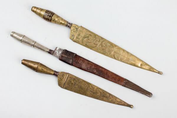 historia del cuchillo origen