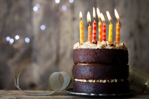 Origen del cumpleaños