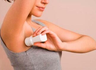 origen e historia del desodorante