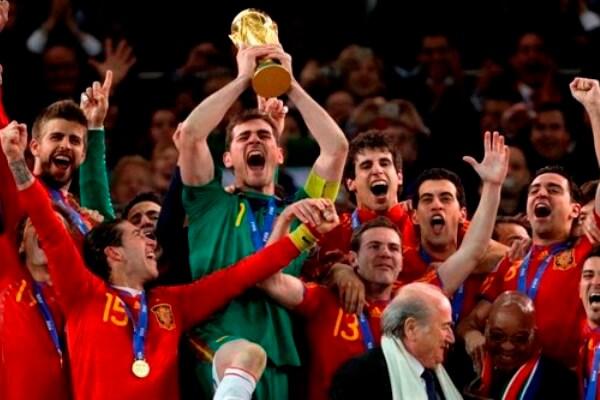 historia del fútbol español