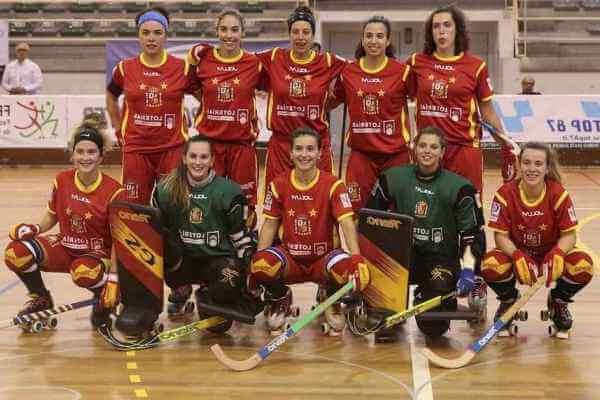 historia del hockey patines español