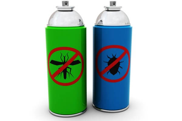 origen e Historia del insecticida