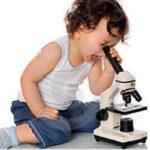 origen e historia del microscopio
