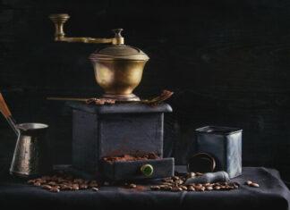 origen e Historia del molinillo de café
