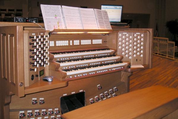órgano eléctrico origen e historia