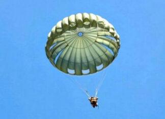 origen e historia del paracaídas