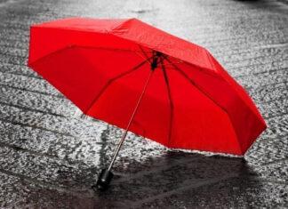 Origen del paraguas