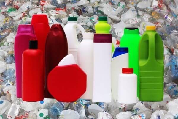 Origen del plástico