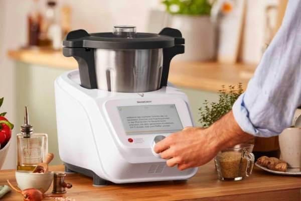 origen e historia del robot de cocina