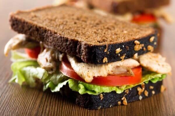 Origen del sandwich