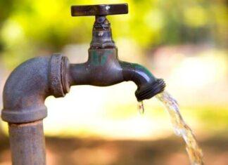 Origen del suministro del agua potable