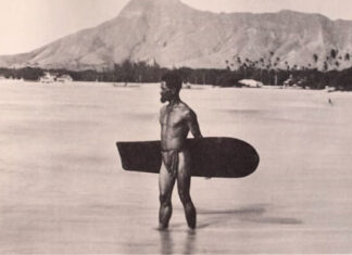 origen e historia del surf