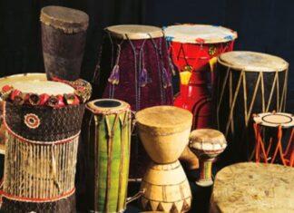 origen e historia del tambor