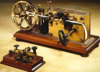 origen e historia del telégrafo
