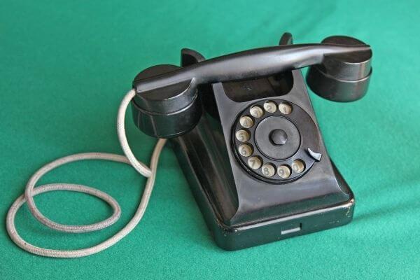 Origen del teléfono