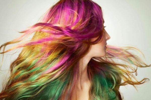 origen e historia del tinte de pelo