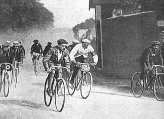 origen e Historia del Tour de Francia