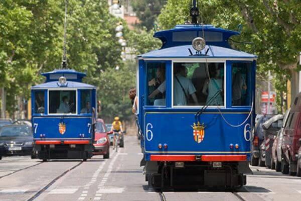 primer tranvía de España
