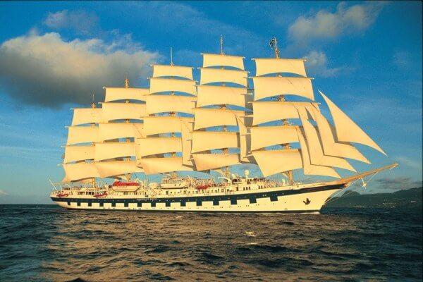origen e historia del barco velero