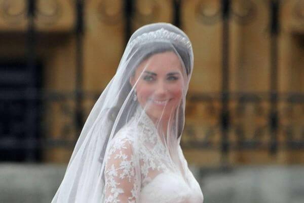Historia del velo de novia