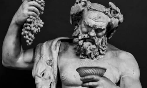 historia del vino en la Grecia clasica