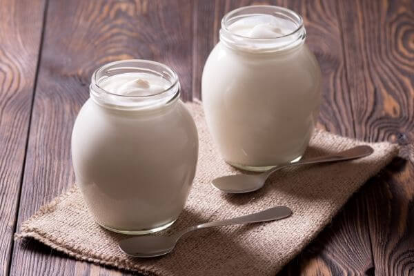 Origen del yogur