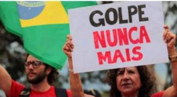 historia democrática de Brasil