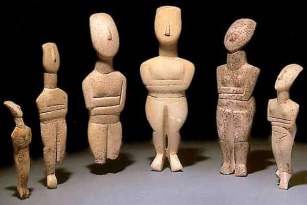 Historia de Grecia Prehistoria