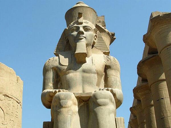 historia nuevo imperio egipcio