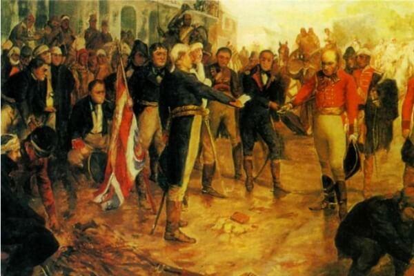 ¿Cuándo fue la independencia de Argentina?