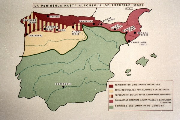 Historia edad media Portugal