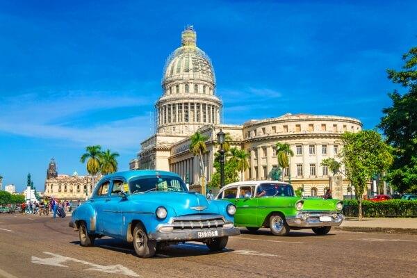 Historia actual de Cuba