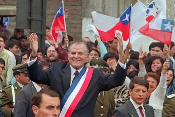 historia democrática Chile