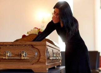 historia del duelo y el luto