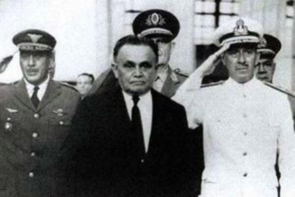 gobiernos dicatoriales de Brasil