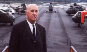 quién inventó el helicóptero