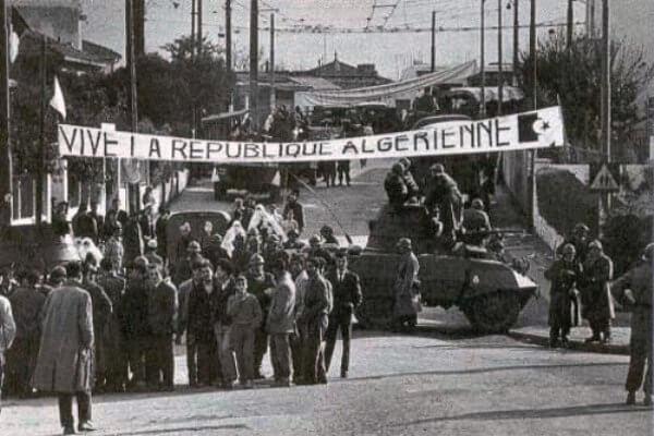 cuándo se independizó Argelia