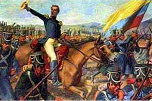 ¿Cuándo se dio la independencia de Colombia?