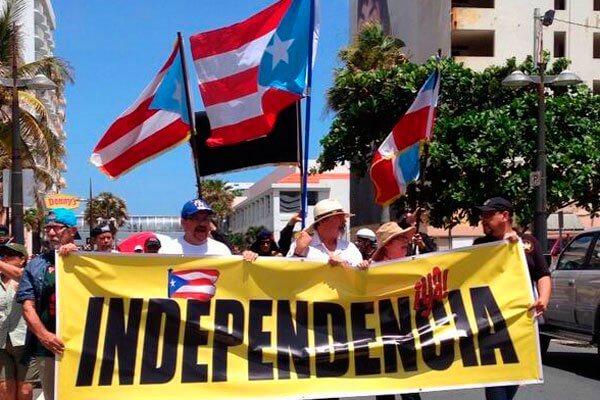 Cuál es la independencia de Puerto Rico