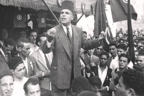 en qué año se independizó Túnez