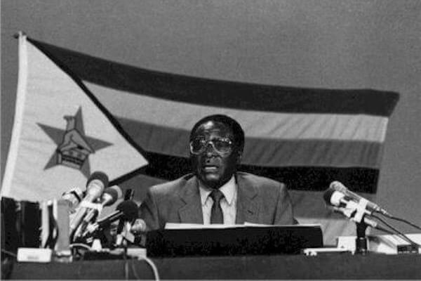 cuándo se creó Zimbabue