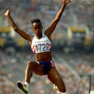mejor saltadora de atletismo historia