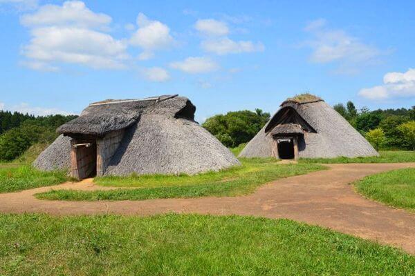 período prehistórico japonés