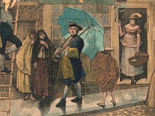 Precursor del paraguas